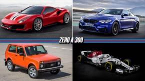 """As primeiras fotos oficiais da Ferrari 488 """"Pista"""", BMW M4 CS chega ao Brasil, Lada Niva pode voltar ao país e mais!"""