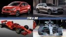 Fiat revela todos os preços e versões do Cronos, Volvo apresenta nova geração da perua V60, Ferrari e Mercedes revelam seus carros de F1 para 2018 e mais!