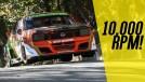 É assim o ronco de um Opel Kadett com motor de 10.000 rpm subindo a montanha