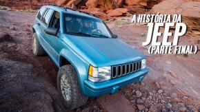 A história da Jeep, parte 3: da compra pela Chrysler à era moderna – e uma pequena reflexão