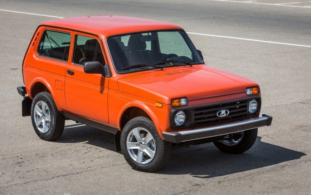 Lada-4x4-Lada-Niva-3-door-front-three-quarters