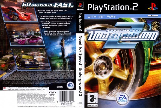 Need For Speed Underground 2 [3]