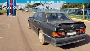 Meu Mercedes-Benz 190E 2.3 Cosworth finalmente está andando – confira o Project Cars #61