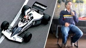A história de Nelson Piquet contada por ele mesmo… em uma escola de Brasília
