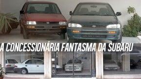 A concessionária-fantasma da Subaru em… Malta!?