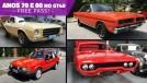 Carros das décadas de 70 e 80 anunciam na faixa nesta semana no GT40!