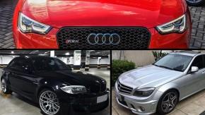 Audi, BMW e Mercedes-Benz: o melhor do trio de ferro alemão anunciado no GT40