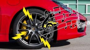Porsche explica que os freios dos seus carros não estão com defeito da forma mais alemã possível