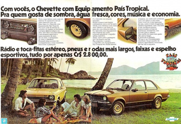 chevette pais tropical propaganda