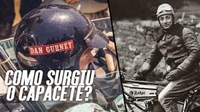 Como um médico britânico ajudou a inventar o capacete de corrida