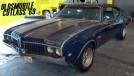 """Vai um muscle car """"alternativo""""? Este Oldsmobile Cutlass S 1969 com motor V8 350 está à venda no Brasil"""