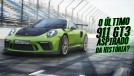 520 cv, all-motor: eis o (provável) último Porsche 911 GT3 RS naturalmente aspirado da história