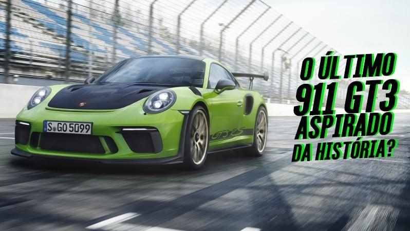 89a09dd37c689 520 cv, all-motor  eis o (provável) último Porsche 911 GT3 RS naturalmente  aspirado da história