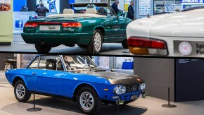 FCA Heritage vai restaurar e vender modelos clássicos da Fiat, Abarth, Alfa Romeo e Lancia