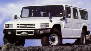 Toyota Mega Cruiser: quando os japoneses tentaram fazer seu próprio SUV gigante americano