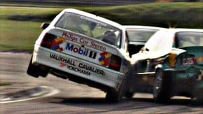 BTCC em Silverstone, 1992 – Quando o Campeonato Inglês de Turismo foi resolvido na porrada entre os carros