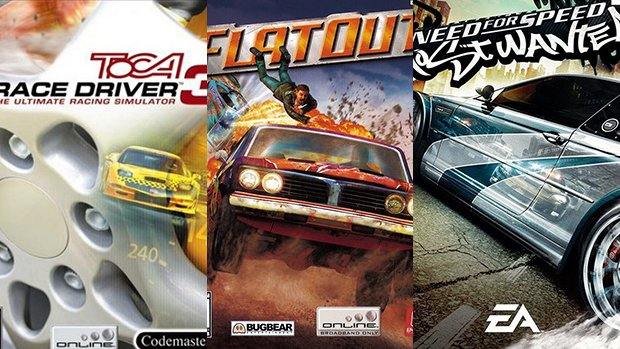 Os games de corrida mais bacanas do PlayStation 2 – parte 1