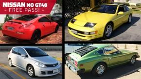 Semana Nissan no GT40: todos os veículos da marca poderão anunciar na faixa até a próxima terça-feira