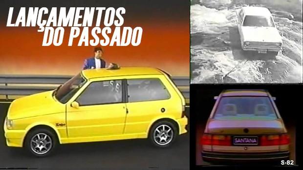 Sessão nostalgia: relembre alguns dos maiores lançamentos automotivos do Brasil
