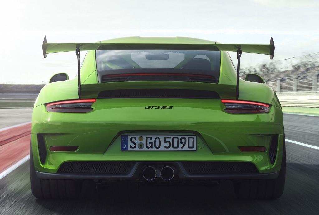 a91959cd9ed6e 520 cv, all-motor  eis o (provável) último Porsche 911 GT3 RS ...