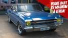 Um Dodge Dart De Luxo muito íntegro e com motor V8 Magnum de 230 cv à venda