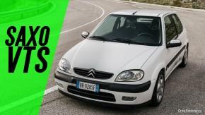 Citroën Saxo VTS: o foguetinho de bolso francês que (infelizmente) não tivemos por aqui