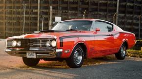 Este Mercury Cyclone CJ 1969 vai te fazer lembrar por que os muscle cars são tão legais