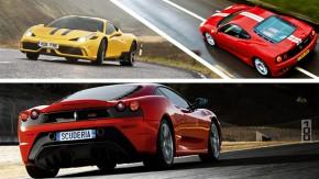 Challenge Stradale, Scuderia, Speciale: as Ferrari de pista que vieram antes da 488 Pista