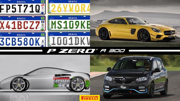 Novas placas começam a ser usadas neste ano, Mercedes-AMG GT Black Series  chega em 2020, Ferrari irá lançar V8 híbrido em 2019 e mais! d2af8bbc96