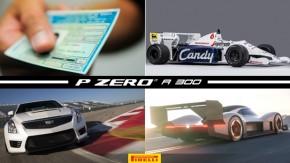Governo revoga mudanças na renovação da CNH, Toleman de Sennaestá a venda (de novo), Cadillac quer sedã mais rápido de Nürburgring e mais!
