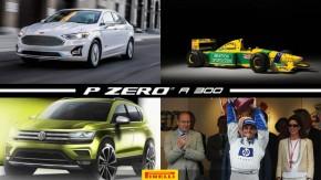 Volkswagen terá rival para o Compass no Brasil, Montoya em Le Mans, Fusion perde 2.0 EcoBoost e mais!