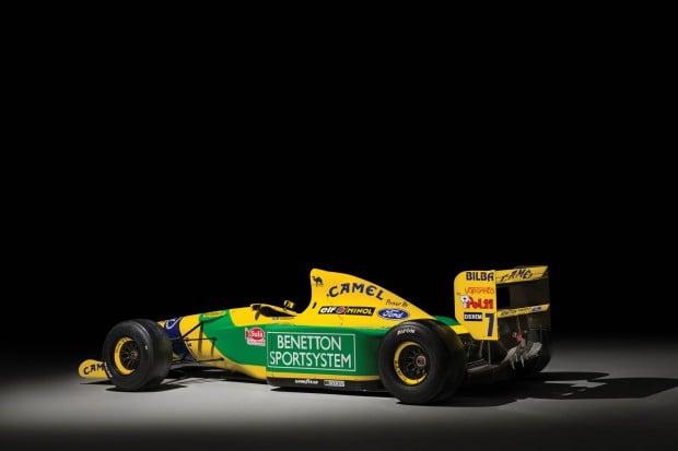 1992-Benetton-B192-Formula-1_1