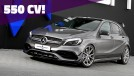 Mercedes-AMG A45 RS: 550 cv no motor 2.0 turbo com kit da Posaidon