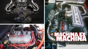 Os motores mais legais… que nasceram de outros motores – Parte 1