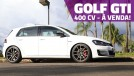 Este Golf GTI de 400 cv pode ser seu novo hot hatch preparado