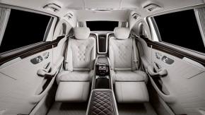 Maybach S650 Pullman 2019: as definições de ultra-luxo foram atualizadas com sucesso