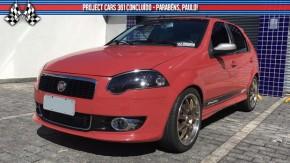 Project Cars #361: meu Fiat Palio 1.8R Turbo está pronto!