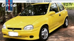 Project Cars #469: a história do meu Corsa GSi amarelo 1995