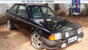 """Project Cars #489: a história do meu Escort """"XRS 1600Ti"""""""