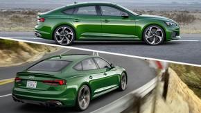 Audi RS5 Sportback recorre ao V6 biturbo do Panamera para encarar BMW M3 CS e Mercedes-AMG C63