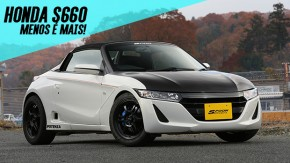 Honda S660: um esportivo em miniatura com 64 cv pode ser divertido? Pode!
