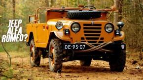 """Universo paralelo: os Jeep """"alternativos"""" que existiram ao longo das décadas"""