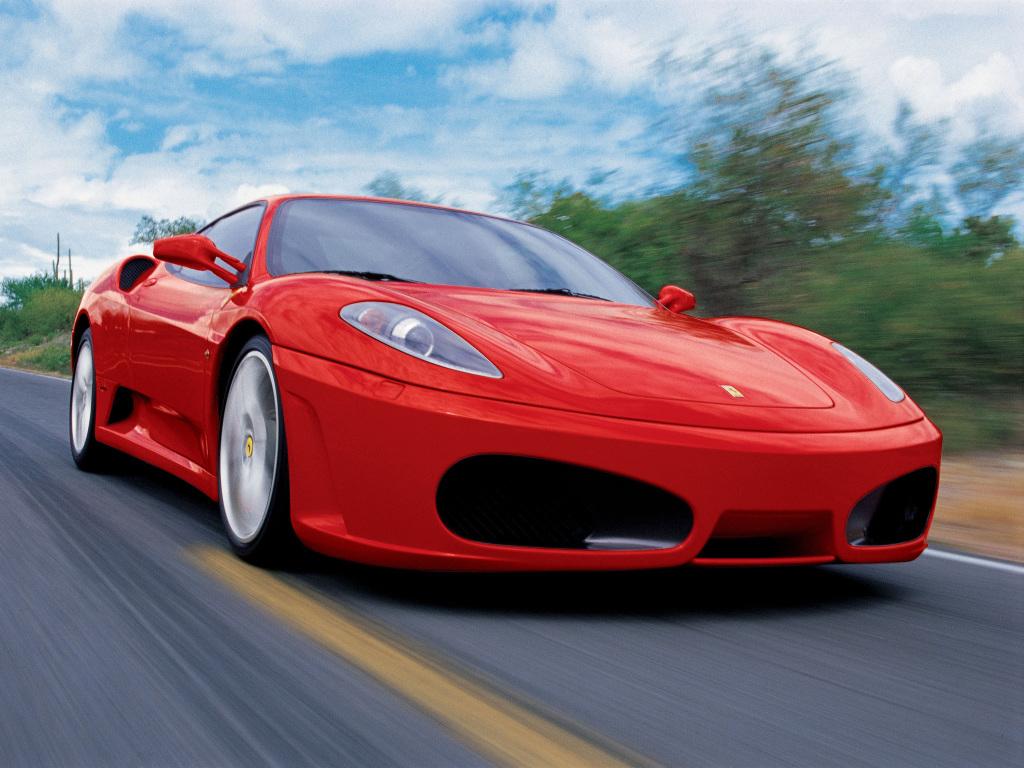 Estas são as Ferrari mais rápidas na pista de testes de Fiorano ... 004068c810008