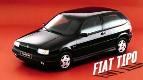 O nascimento, a ascensão e a queda do Fiat Tipo