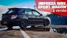 Que tal uma perua esportiva preparada? Esta Subaru Impreza WRX SW está à venda!