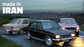 Paykan: a história do primeiro carro desenvolvido no Irã | Lasanhas Sem Fronteiras