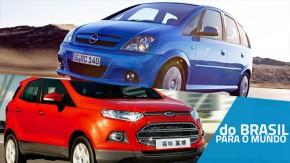 Brazilian design: os carros desenvolvidos no Brasil e vendidos em todo o mundo