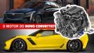 Cadillac apresenta seu novo V8 biturbo de 550 cv feito à mão. Será este o motor do Corvette Zora?