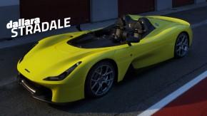 Dallara Stradale: quando uma fabricante de monopostos faz um supercarro