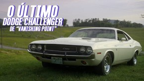 Este é um legítimo Dodge Challenger de <i>Vanishing Point</i>